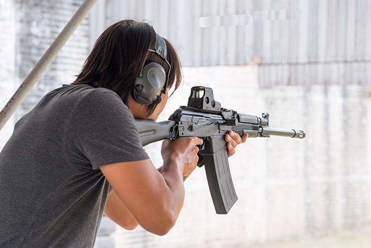 ear protection when shooting