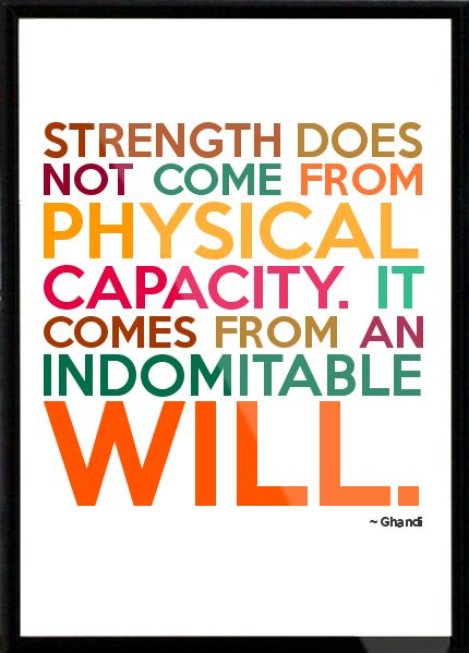 Our #youth definitely have the will to to change themselves and their lives #Ghandi #Quote