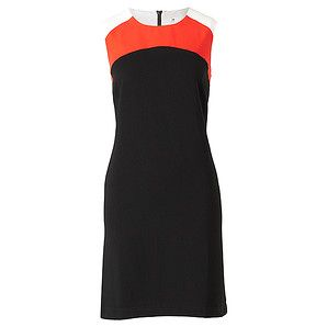 Modernista Colour Block Shift Dress – Target Australia