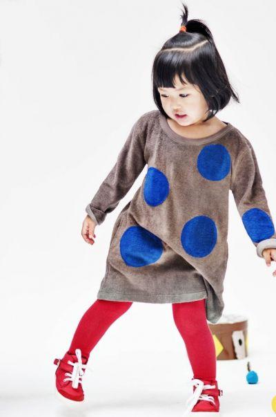 Nadadelazos , Moda para niños auténticos
