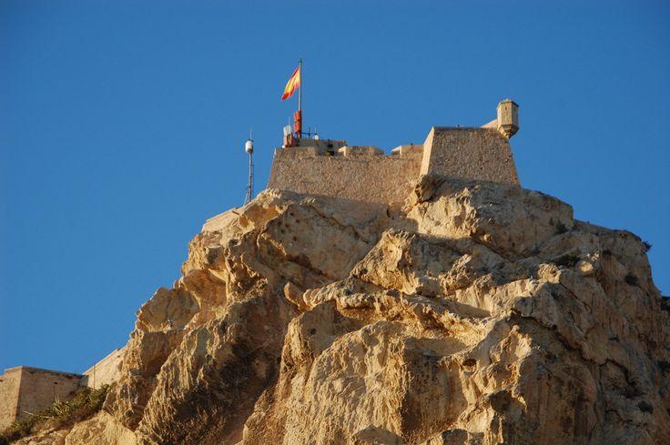 Alicante, zamek Santa Barbara