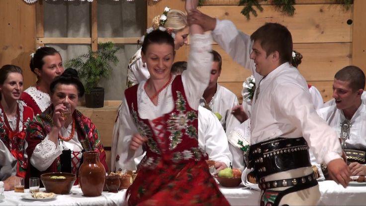 Góralskie wesele - przyśpiewki i tańce