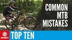 Video: Top 10 Common Mountain Biking Mistakes | Singletracks Mountain Bike News