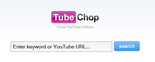 TubeChop allows you to easily chop a funny or interesting section from any YouTube video and share it.