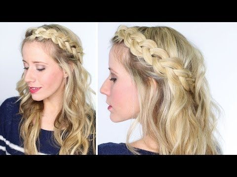 How to: Soft Dutch Braid