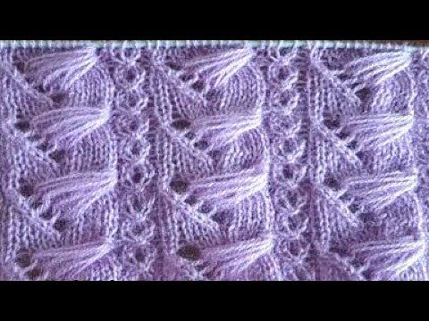 Knitting Design #64# (in Hindi) - YouTube