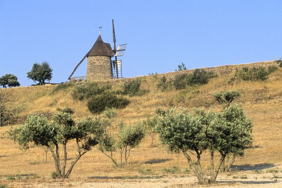 #Minervois, el paraíso paralelo a #Carcassonne - Languedoc - Condé nast Traveler espana