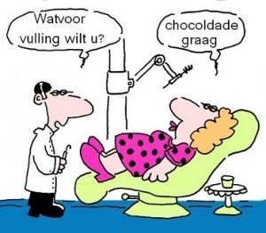 tandarts grappig