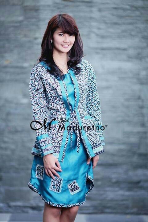 This is from batik maduretno, gorgeous isn't it?