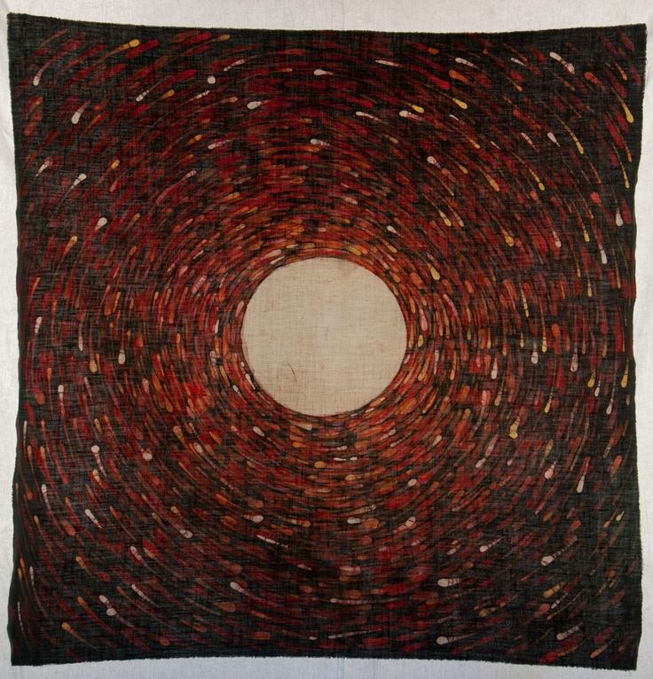 """Batik; Artist: Dawid Buchwald """"Manufacture Buchwald"""""""