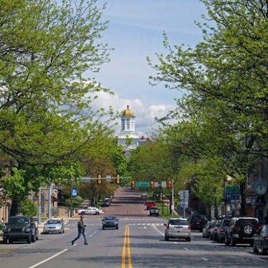 Main St. Bloomsburg, PA