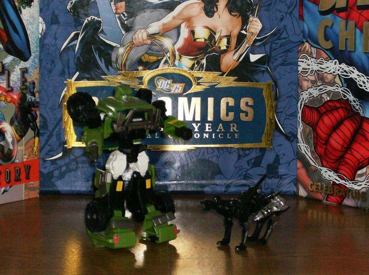 Hound vs. Ravage