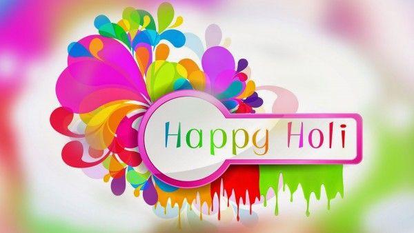 Happy Holi 2018 Multi Color Holi Festival Wallpaper Hd Photos Freshwidewallpapers Com Fresh Wide Wallpaper Downl Holi Wishes Holi Greetings Happy Holi Images