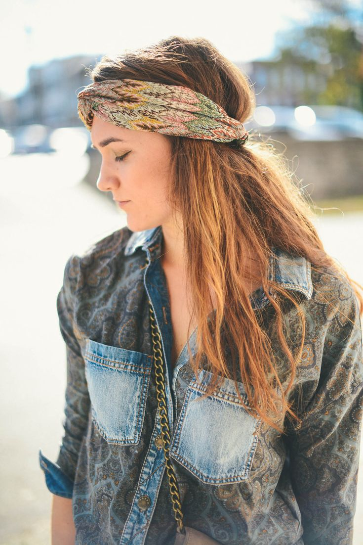hippies hairstyles boho