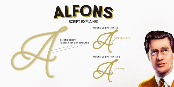 Alfons™ - Webfont & Desktop font « MyFonts