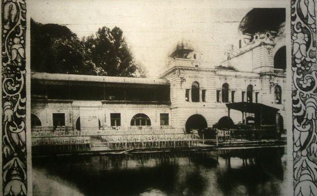 Tó-mozi Budapesten