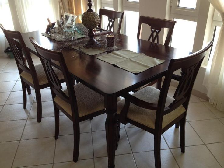 dubizzle dubai dining sets dinning table with 6 chairs 800aed