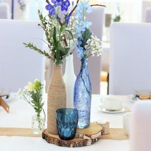 35 best blaue hochzeit images on pinterest blue hydrangeas and artichoke. Black Bedroom Furniture Sets. Home Design Ideas