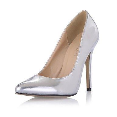 női cipő hegyes orr tűsarkú szivattyúkat cipő több színben – USD $ 44.99