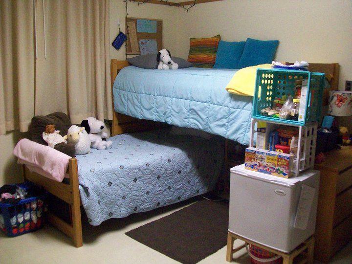 An Actual Dorm Setup Part 18