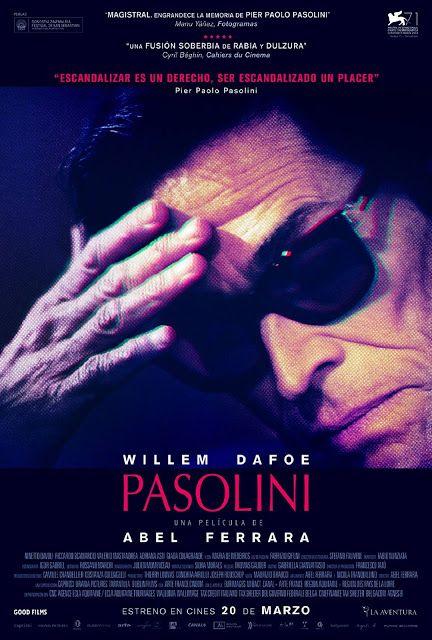 CINELODEON.COM: Pasolini. Abel Ferrara.