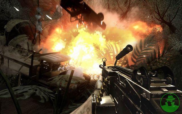 Far Cry 2 Game Screenshots