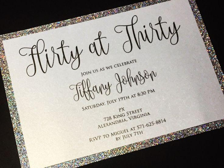Flirty Invitation was perfect invitation sample