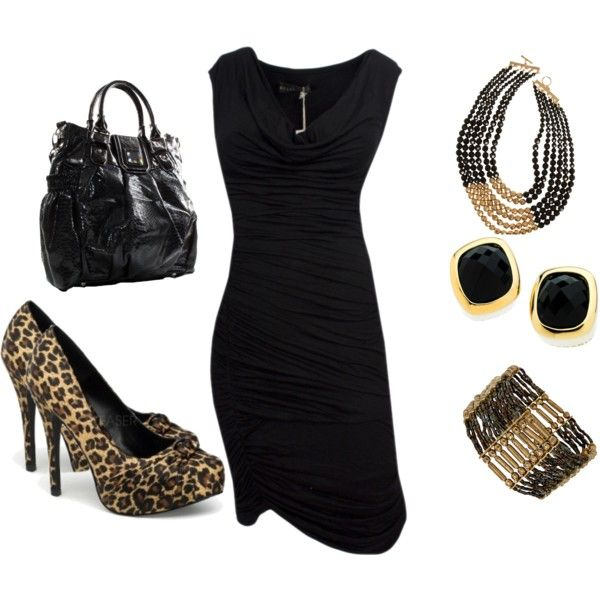 """""""Under $200"""" by deborah-simmons on Polyvore: Fashion Fave, Fashion Ideas, Black Outfits, Black Dresses, Outfits Inspiration, Fab Fashion, Fashion, Fashion Mi Style, Perfect Outfits"""