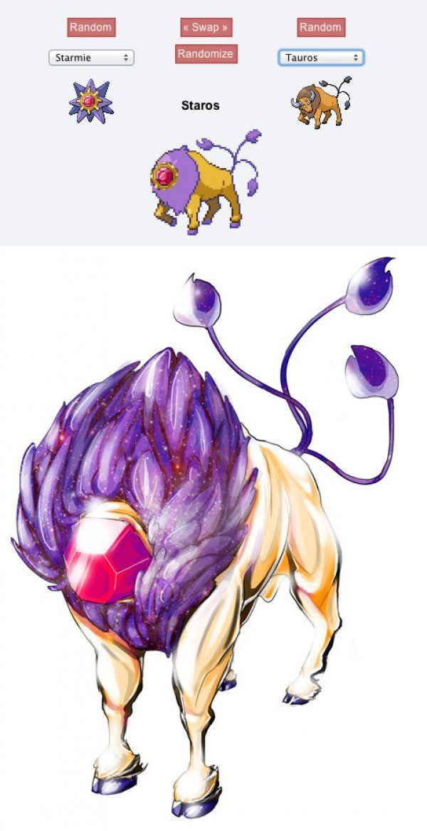 25 More Incredible Pokemon Fusions (Page 3) - Dorkly Article
