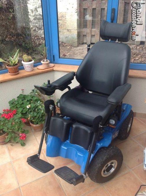 fauteuil roulant lectrique 4 4 tout terrain annonces handi occasion fauteuil roulant. Black Bedroom Furniture Sets. Home Design Ideas