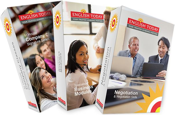 Laser Targeted Business English Programs  http://english-today-jakarta.com