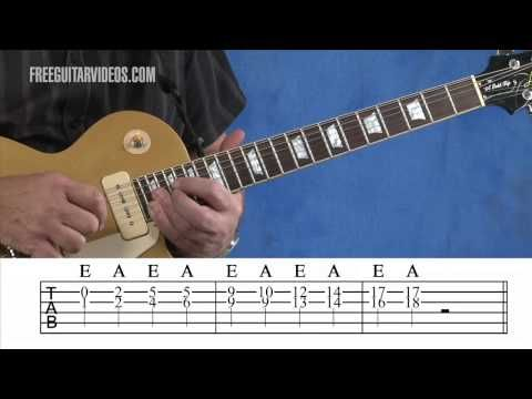 soloing with double stops guitar lesson youtube in 2019 guitar lessons guitar tutorial. Black Bedroom Furniture Sets. Home Design Ideas