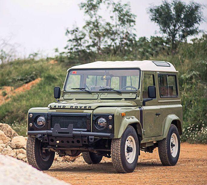 Buy New Land Rover Defender Uk