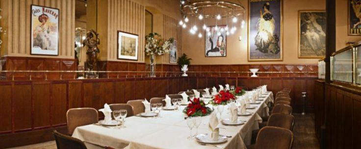 Restaurante Brasserie Flo - Sala privada