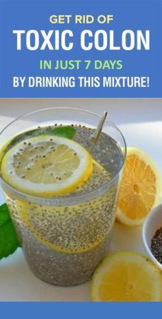 Get rid of Toxic Colon By drinking this mixture.. – Gesundheit und Fitness