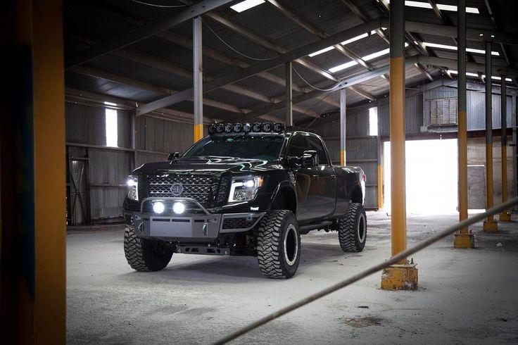 """6,547 Likes, 58 Comments - ©Diesel Power Gear (@dieselpowergear) on Instagram: """"Let's be honest, this is one good looking Titan #dieselpowergiveaway #nissan #titan #cummins #5.0…"""""""