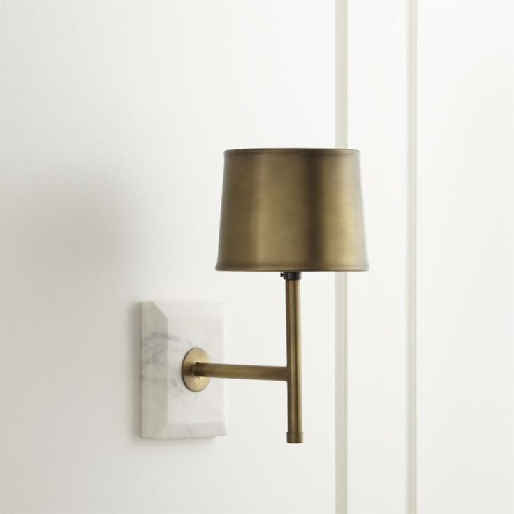 Plug In Wall Sconces For Bedrooms : 1000+ ideas about Plug In Wall Sconce on Pinterest Wall Lighting, Swing Arm Lamps and Lamps