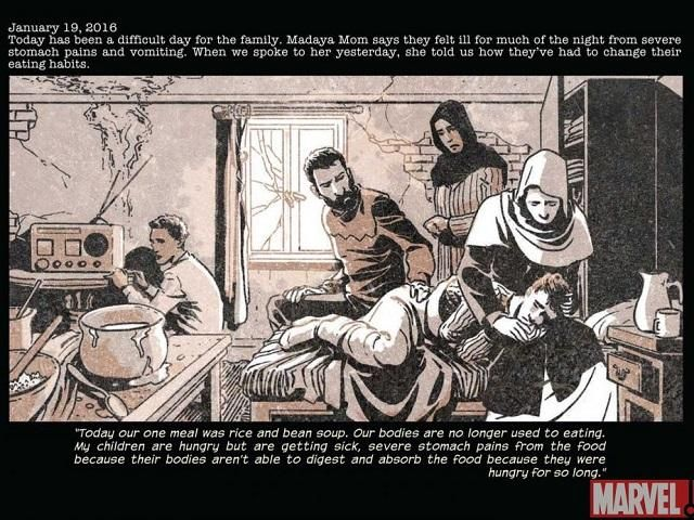 Syrian mother living under siege is Marvel's latest superhero - GMA News
