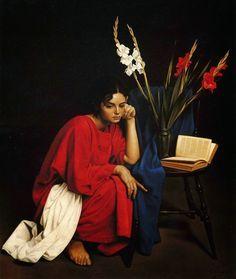 Angelos Panayiotou /Άγγελος Παναγιώτου, 1943 | Abstract Figurative painter | Tutt'Art@