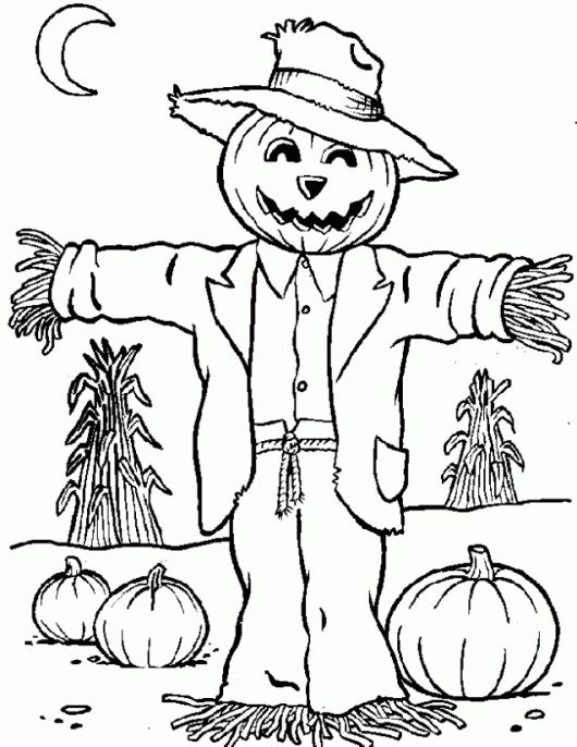 19 best Season Coloring and Activity Pages images on Pinterest - best of fun coloring pages for fall