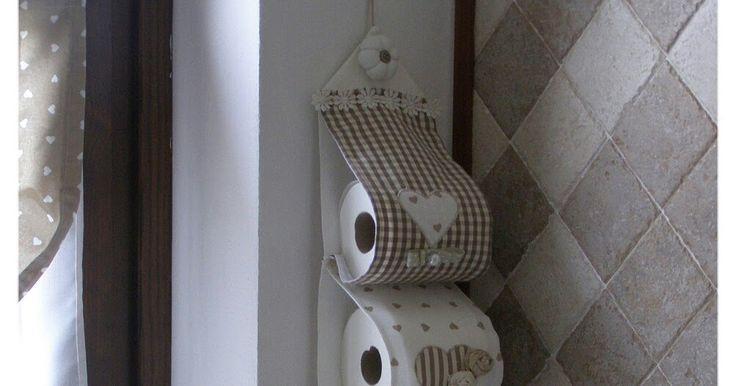 Porta rotoli cucito creativo appliqu bagno sewing projects sewing projects sewing quilts - Cucito creativo bagno ...