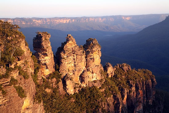 Blue Mountains (Three Sisters) Australia