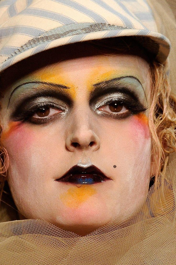 2011 Most Beautiful Girls: John Galliano S/S 2011 Pat McGrath Makeup Most Likely