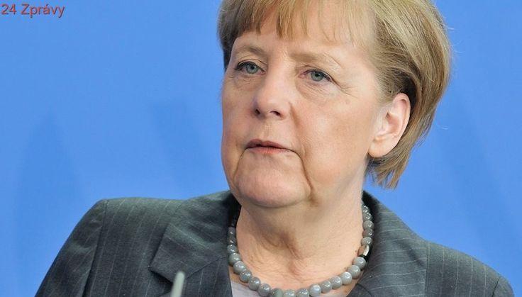 Merkelová je naštvaná na německé automobilky: Manažeři by neměli dostat bonusy