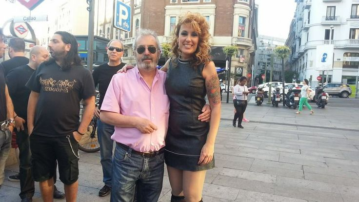 Pedro y Judith Mateo