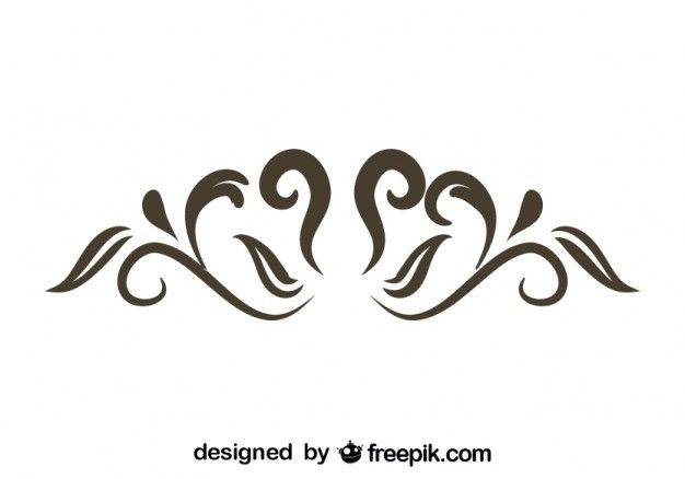 Esquineros Decorativos Vector