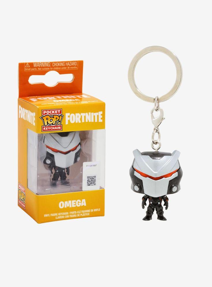 Funko Fortnite Pocket Pop! Omega Key Chain Omega, Pop