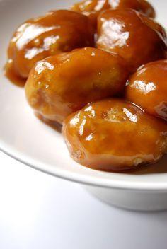 Golden Syrup Dumplings - Comfort Food