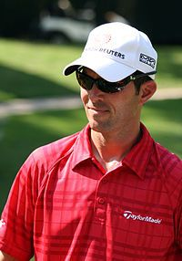Mike Weir by Richard Wayne. He was born in Sarnia. He won the Masters in 2003