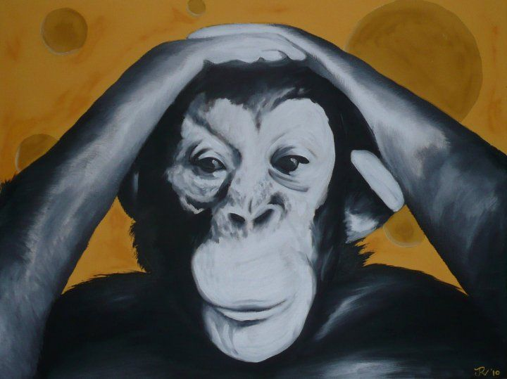 Katies cheesy monkey By JRN